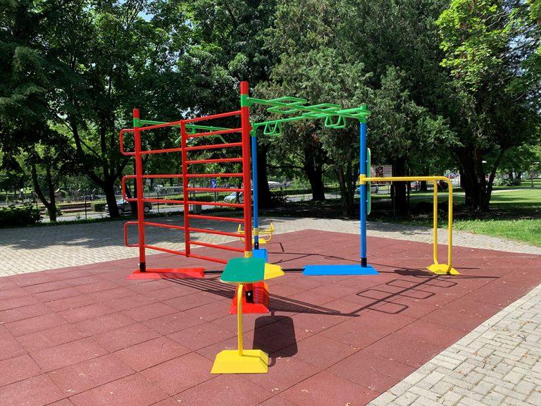 Mobil CrossFitnes Park