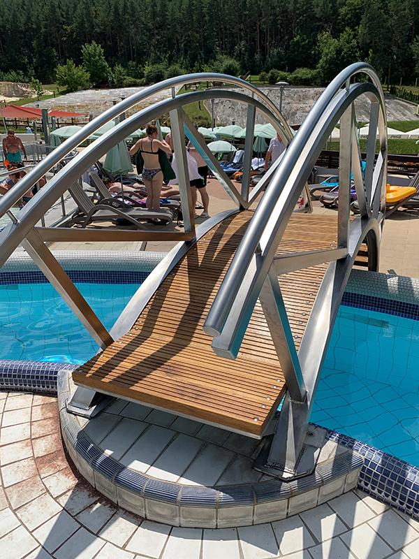 Saválló híd Saliris Hotel